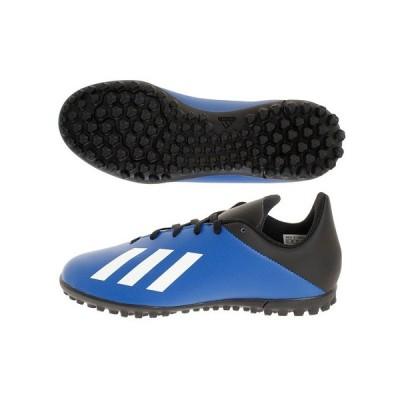 アディダス(adidas) ジュニアサッカートレーニングシューズ エックス 19.4 TF J FV4662 サッカーシューズ トレシュー (キッズ)