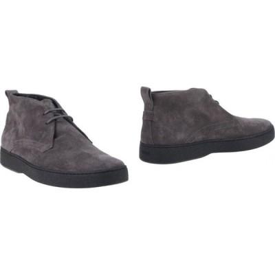 トッズ TOD'S メンズ ブーツ シューズ・靴 boots Lead