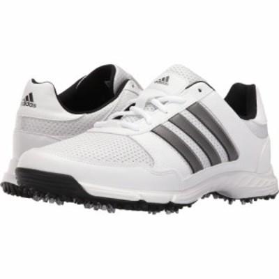 アディダス adidas Golf メンズ スニーカー シューズ・靴 Tech Response Ftwr White/Dark Silver Metallic/Core Black
