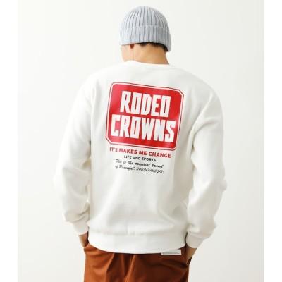 【ロデオクラウンズ/RODEO CROWNS】 メンズDairy Clubスウェット