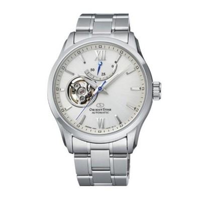 オリエントスター ORIENT STAR SEMI SKELETON(Contemporary) RK-AT0004S シルバー文字盤 新品 腕時計 メンズ
