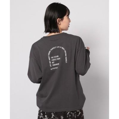 tシャツ Tシャツ バックロゴフォトロンT /プリントロンT