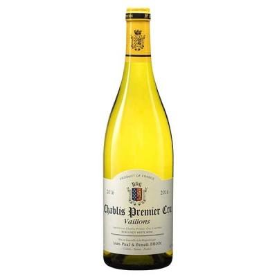 白ワイン ジャン ポール エ ブノワ ドロワンシャブリ プルミエ クリュ ヴァイヨン 750ml (稲葉 フランス 白ワイン FC139) wine