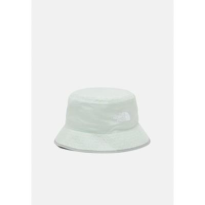 ノースフェイス 帽子 メンズ アクセサリー SUN STASH HAT UNISEX - Hat - green mist/wrought iron