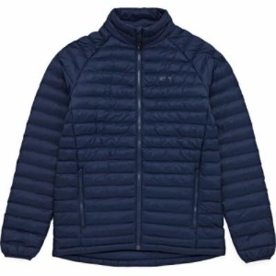 オークリー Oakley メンズ ダウン・中綿ジャケット アウター omni insulated puffer jacket Universal Blue