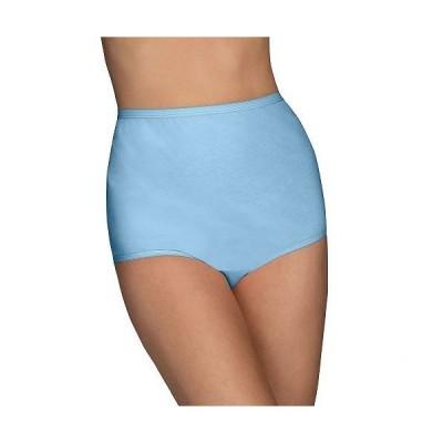 Vanity Fair バニティフェア レディース 女性用 ファッション 下着 ショーツ Perfectly Yours Tailored Cotton Brief Panty 15318 - Sachet Blue