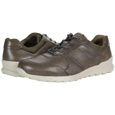 エコー CS20 Premium Trainer Perforated メンズ スニーカー 靴 シューズ Warm Grey/Warm Grey