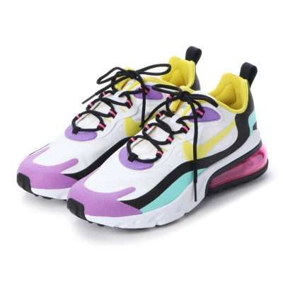 ナイキ NIKE AIR MAX 270 REACT (WHITE)