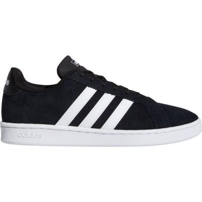 アディダス adidas メンズ スニーカー シューズ・靴 Grand Court Shoes Black/White