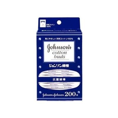 ジョンソン&ジョンソン ジョンソン 綿棒 200本入 代引不可