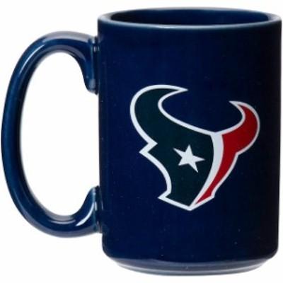 The Memory Company ザ メモリー カンパニー スポーツ用品  Houston Texans 2-Pack Home/Away 15oz. Mug Set