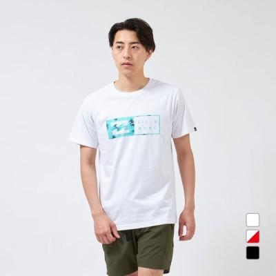 ビラボン メンズ サーフ 半袖Tシャツ UNITY WAVE PRINT BB011-237 BILLABONG