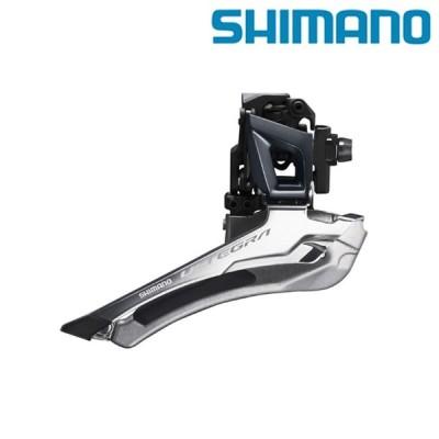SHIMANO シマノ FD-R8000 フロントディレーラー 直付 2x11S パーツ ロードバイク フロントディレイラー