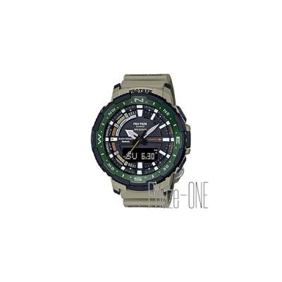 カシオ PROTREK Angler Line クオーツ メンズ 腕時計 PRT-B70-5JF
