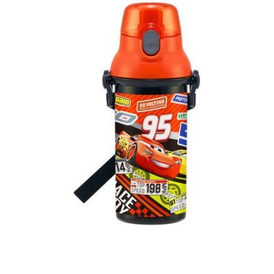抗菌 食洗機対応 直飲み ワンタッチボトル 480ml プラスチック製