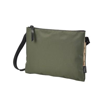 【カバンのセレクション】 ツールズ サコッシュ ショルダーバッグ メンズ レディース ナイロン ブランド TOOLS 456t20j ユニセックス カーキ フリー Bag&Luggage SELECTION