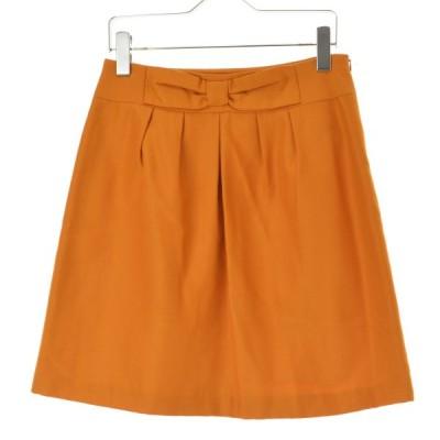 ROPE PICNIC / ロペ ピクニック リボン スカート