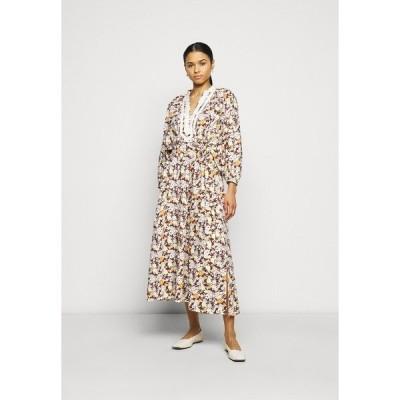 トリーバーチ ワンピース レディース トップス PRINTED PUFFED SLEEVE DRESS - Day dress - reverie