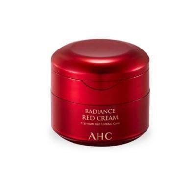 [韓国 コスメ  AHC ]  Radiance Red Cream ラディアンス レッド クリーム 50ml