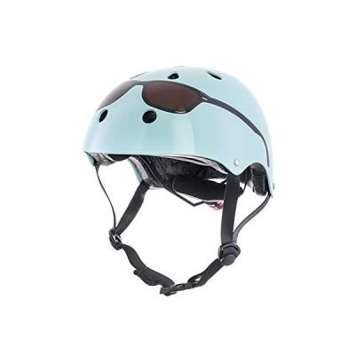 Hornit Mini Lids Multi-Sport Helmet with Rear Light | CPSC Certified for Biking, Skateboarding, and Skating | Fully Adjustable for Comfort a