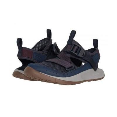 Chaco チャコ レディース 女性用 シューズ 靴 スニーカー 運動靴 Odyssey Sandal - Navy 2