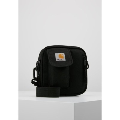 カーハート ショルダーバッグ メンズ バッグ ESSENTIALS BAG SMALL UNISEX - Across body bag - black