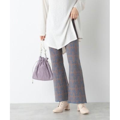 Heather / ジャガードニットパンツ_897271 WOMEN パンツ > パンツ