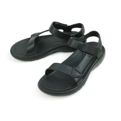TEVA テバM HURRICANE DRIFTメンズ ハリケーンドリフトBLACK(ブラック)メンズ サンダル 靴 黒 EVA ラバー