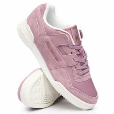リーボック スニーカー workout lo plus sneakers Lilac