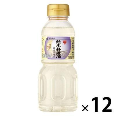 ミツカンミツカン 純米料理酒 300ml 12本