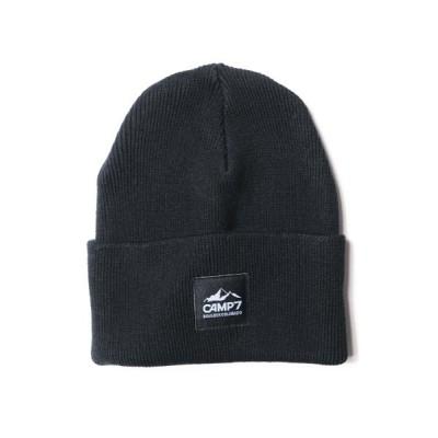 BENCH AT THE GREENE / 《CAMP7》CLASSIC KNIT CAP MEN 帽子 > ニットキャップ/ビーニー