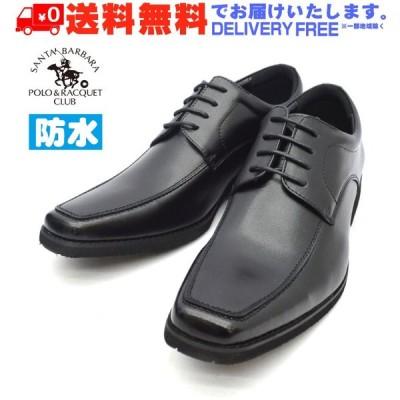 SANTA BARBARA POLO&RACQUET CLUB サンタバーバラ ポロ&ラケットクラブ 7771 ビジネスシューズ 靴 メンズ 防水 (nesh) (新品) (送料無料)