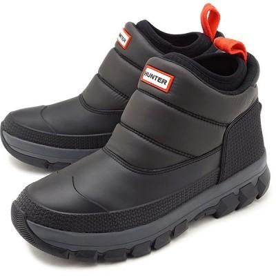 ハンター HUNTER メンズ オリジナル M ORIGINAL INSULATED SNOW ANKLE BOOT ウィンターシューズ 靴 BLACK MFS9104WWU MFS9133WWU FW20