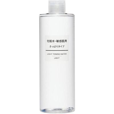 無印良品 化粧水 敏感肌用 さっぱりタイプ 大容量 400mL 44294000 400ミリリットル (x 1)