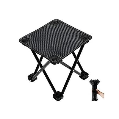 特別価格Portable Folding Camping Stool, Outdoor Mini Folding Stool, Folding Chair f