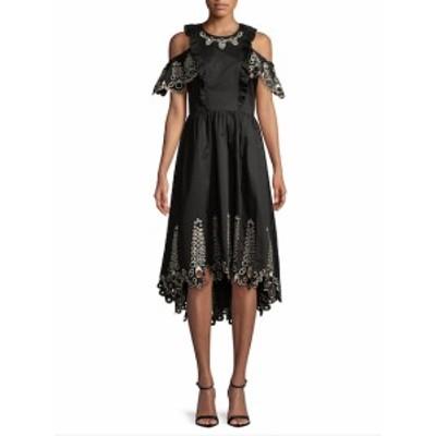 テンパーリーロンドン レディース ワンピース Amour Cold Shoulder Dress