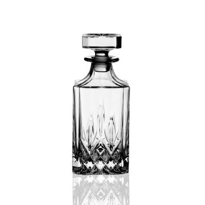 義大利RCR歐普拉無鉛水晶威士忌酒瓶750cc