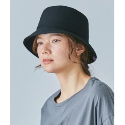 OVERRIDE / 【OVERRIDE】TM SIMPLE BUCKET SG / 【オーバーライド】シンプル バケットハット WOMEN 帽子 > ハット
