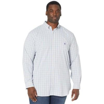 ラルフローレン メンズ シャツ トップス Big & Tall Plaid Performance Shirt