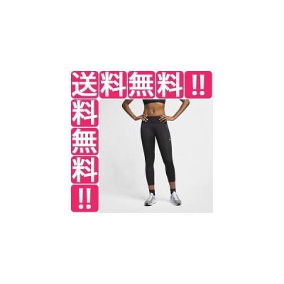ナイキ NIKE ウィメンズ ファスト クロップ レディース [サイズ:M] [カラー:ブラック×リフレクトシルバー] #BV0039-010