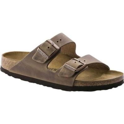 ビルケンシュトック Birkenstock メンズ サンダル シューズ・靴 Arizona Oiled Leather Tobacco Oiled Leather