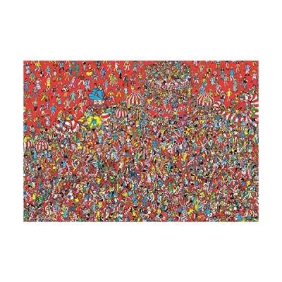 ビバリー 150ピース ジグソーパズル Where's Wally? アニバーサリーボール フォー ジャパン ラージピース(26×38cm)