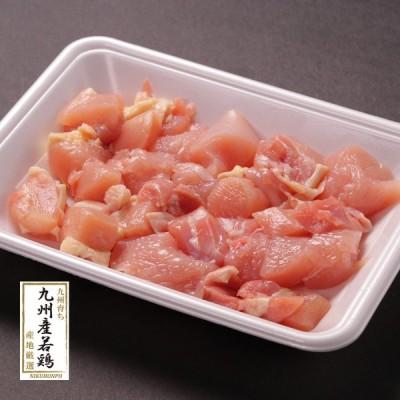 国産鶏モモ・ムネ小間切れ 200g