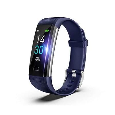明誠 スマートウォッチ 腕時計 心拍計 歩数計 活動量計 スマートブレスレット IP68防水 消費カロリー 健康管理サポート 睡眠検測 運動記録 血圧