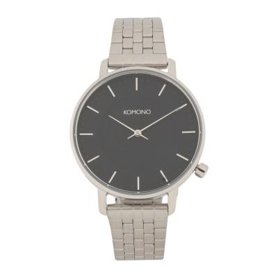 コモノ KOMONO 腕時計 シルバー ステンレススチール 腕時計