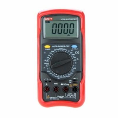 UNI-T UT56 デジタルマルチメーター(19999 カウント/キャパシタンス&周波数&トランジスターテ