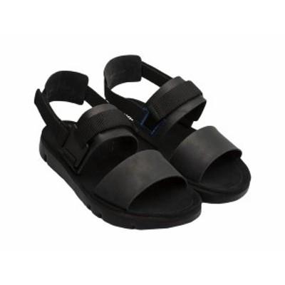 カンペール メンズ サンダル シューズ Oruga Sandal - K100697 Black