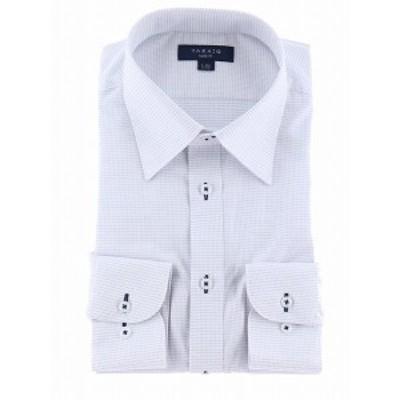 タカキュー(TAKA-Q)/形態安定抗菌防臭スリムフィット レギュラーカラー長袖シャツ