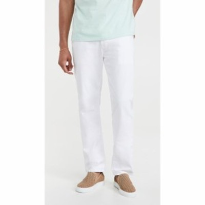 エージー AG メンズ ジーンズ・デニム ボトムス・パンツ Graduate Jeans White