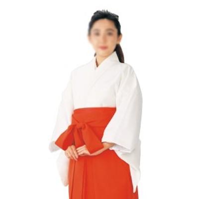 巫女用白衣 合物(3シーズン) =神社 神職 衣装=